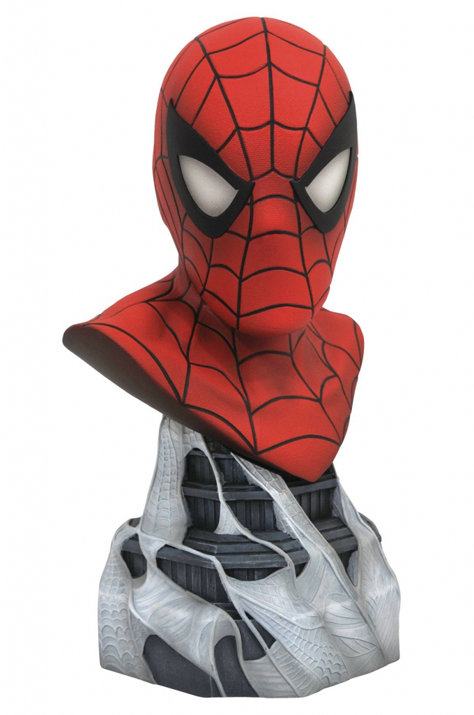 Legends in 3D - Spider-Man 1/2 Scale Bust
