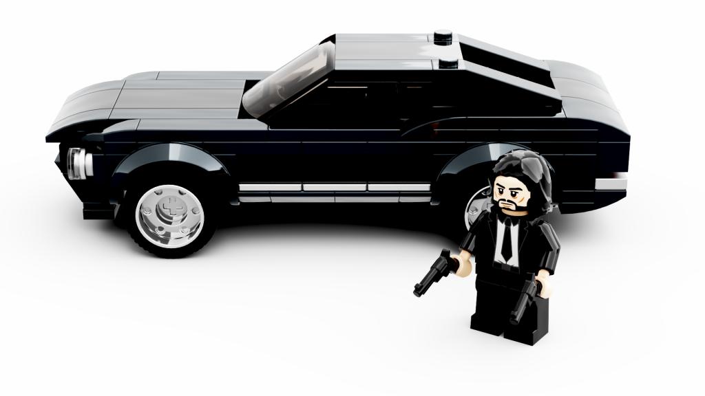 Lego John Wick