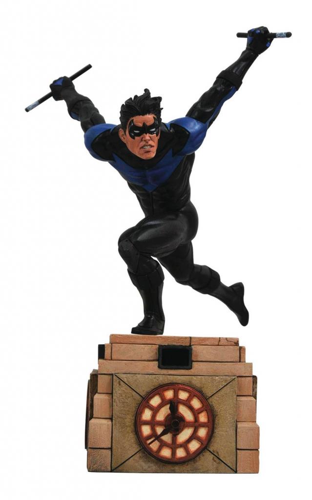 Nightwing PVC Statue