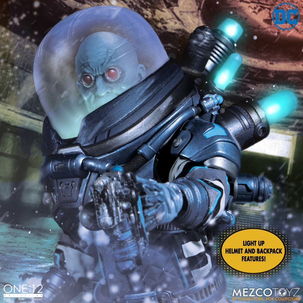 One-12 Collective Mr. Freeze Action Figure
