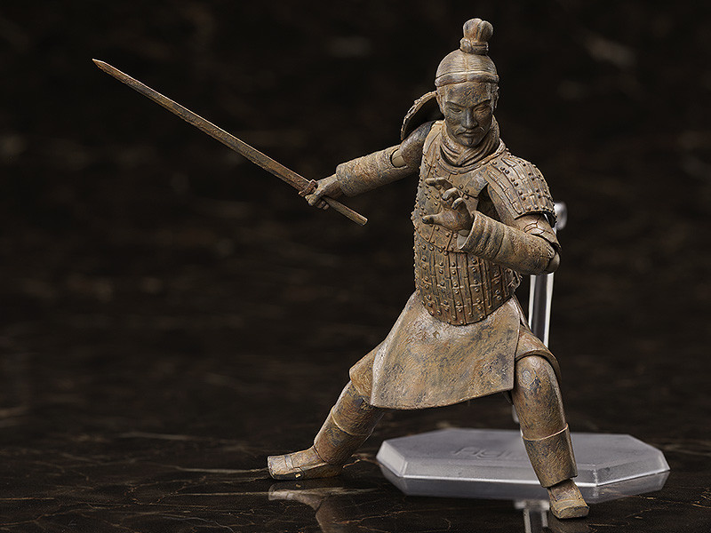 Terracotta Army Action Figure