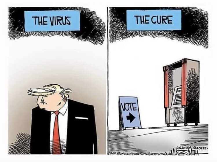 The Virus and the Cure