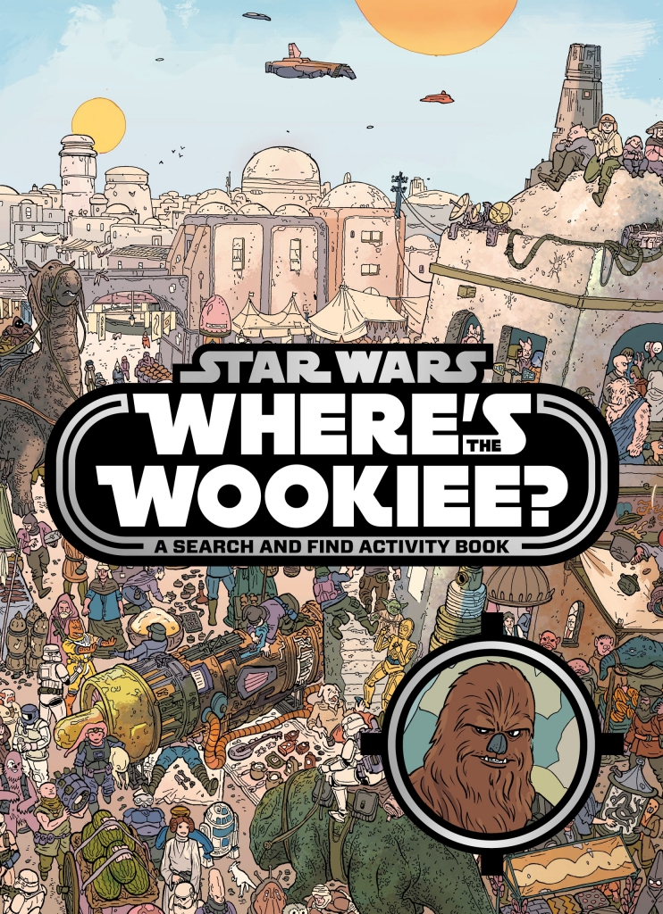 Where's The Wookiee? Cover