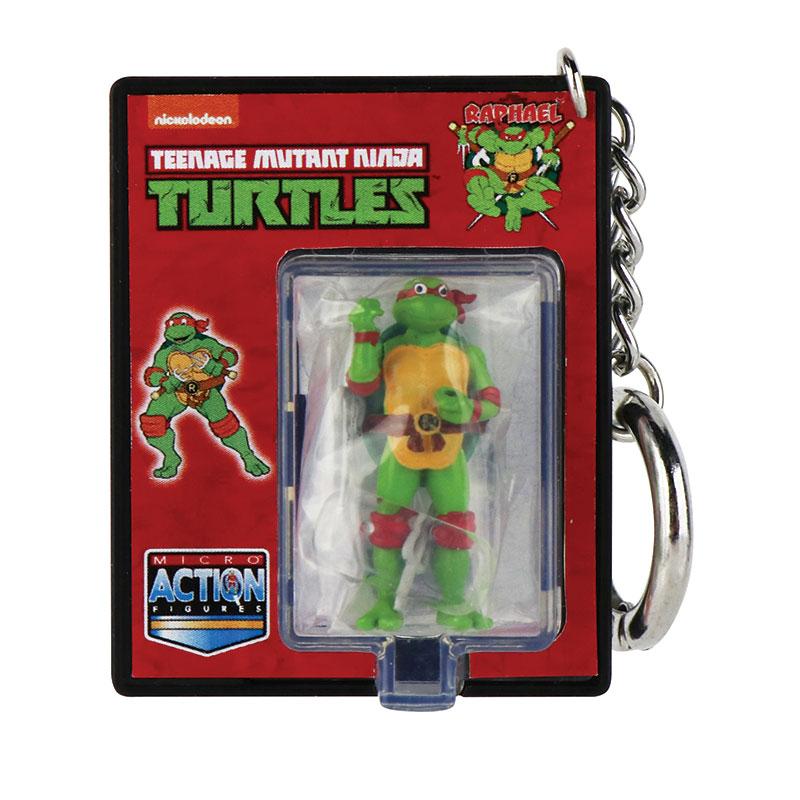 World's Smallest Teenage Mutant Ninja Turtles Micro Action Figures - Raphael