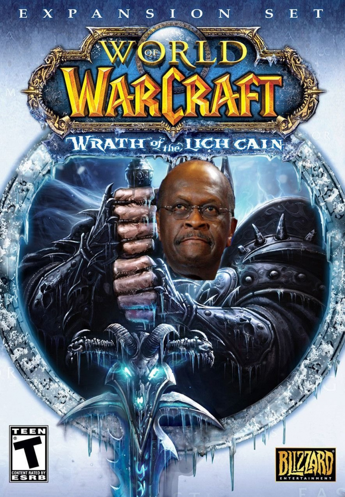 Wrath of the Lich Cain