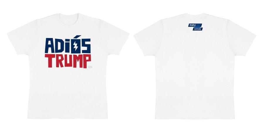 Adios Trump T-Shirt