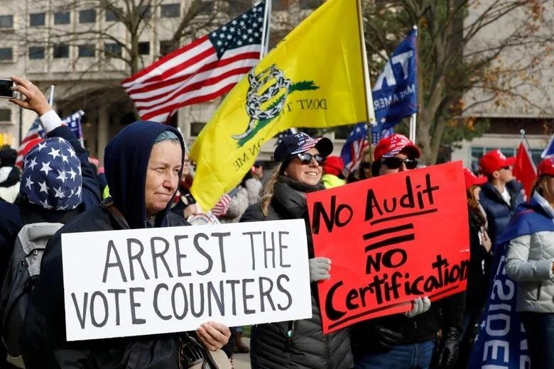 Anti-Democracy Protest