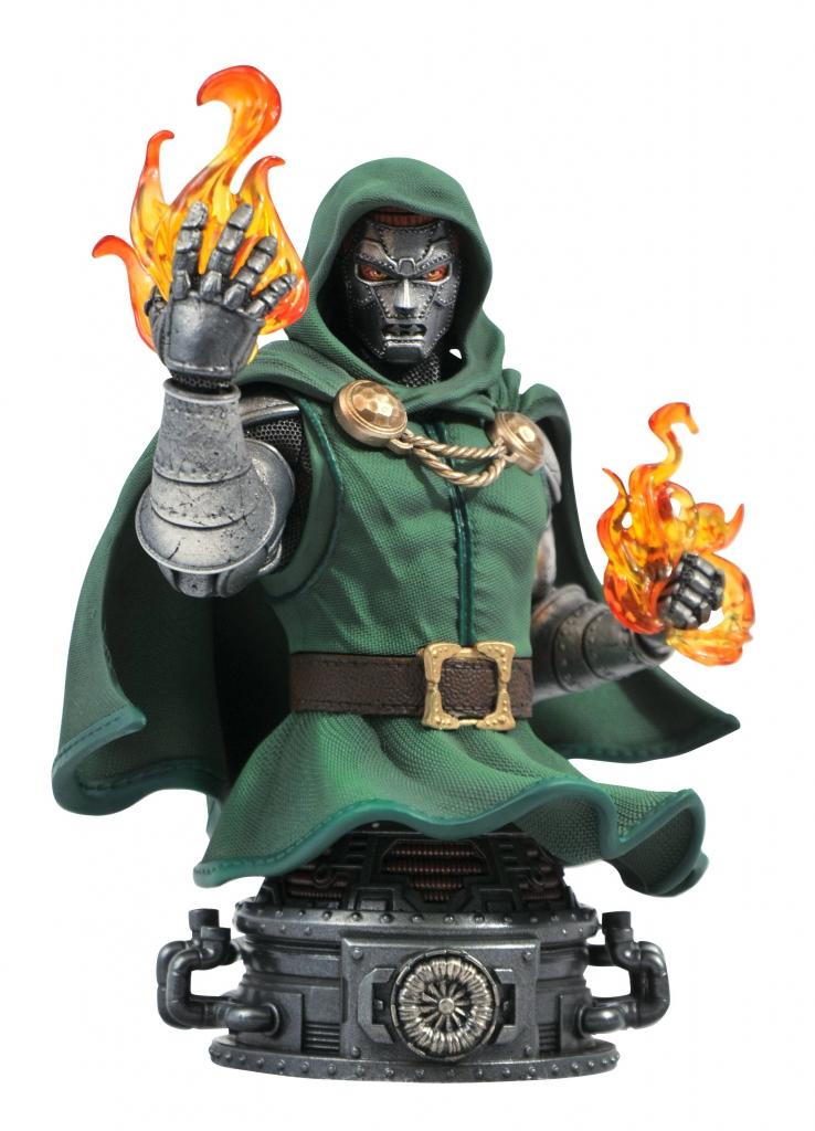 Doctor Doom 1/7 Scale Bust