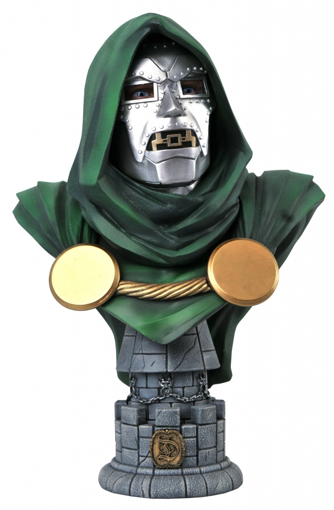 Legends in 3D - Doctor Doom 1/2 Scale Bust