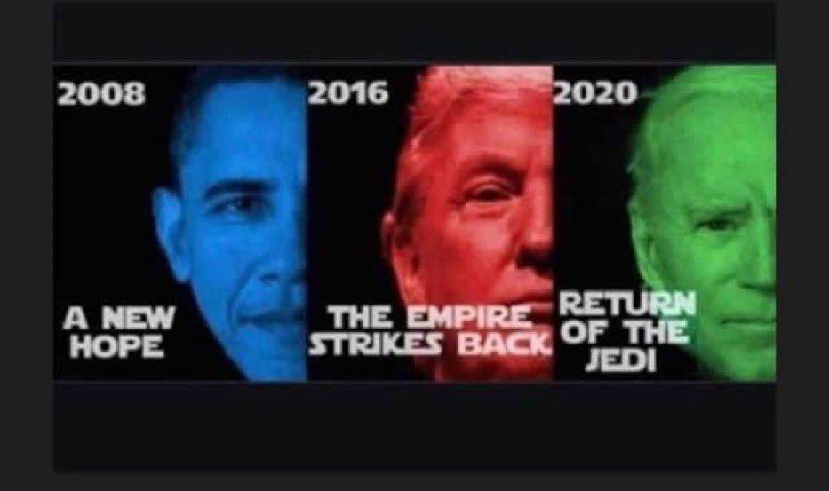 Presidential Star Wars