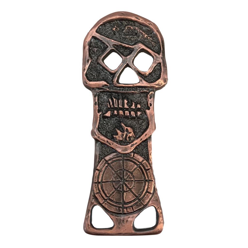 The Goonies Copper Bones Skeleton Key Bottle Opener