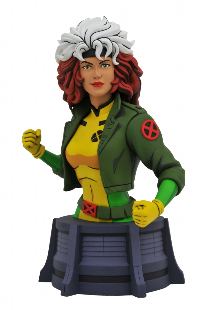 X-Men: The Animated Series – Rogue Bust