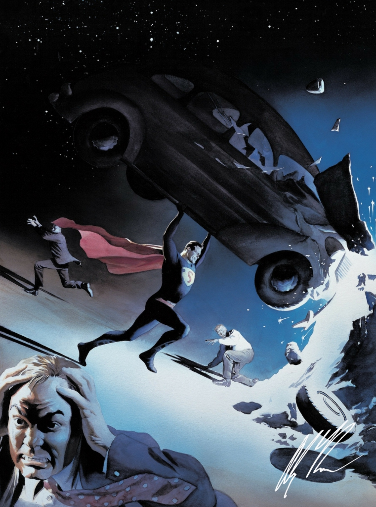 Alex Ross: More Powerful Than A Locomotive