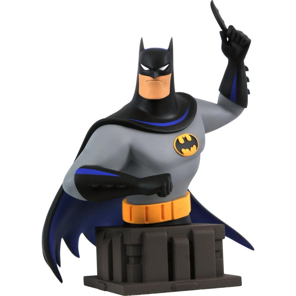 Batman: The Animated Series–Batman With Batarang Bust