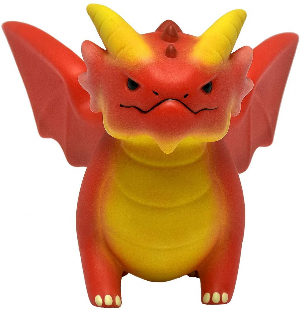 Dungeons & Dragons Adorable Power Figurines - Red Dragon
