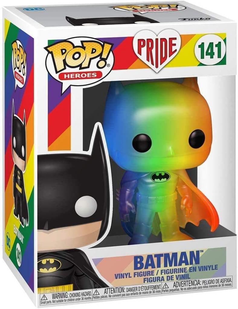 Funko Pop! Batman Rainbow Pride 2020 Vinyl Figure