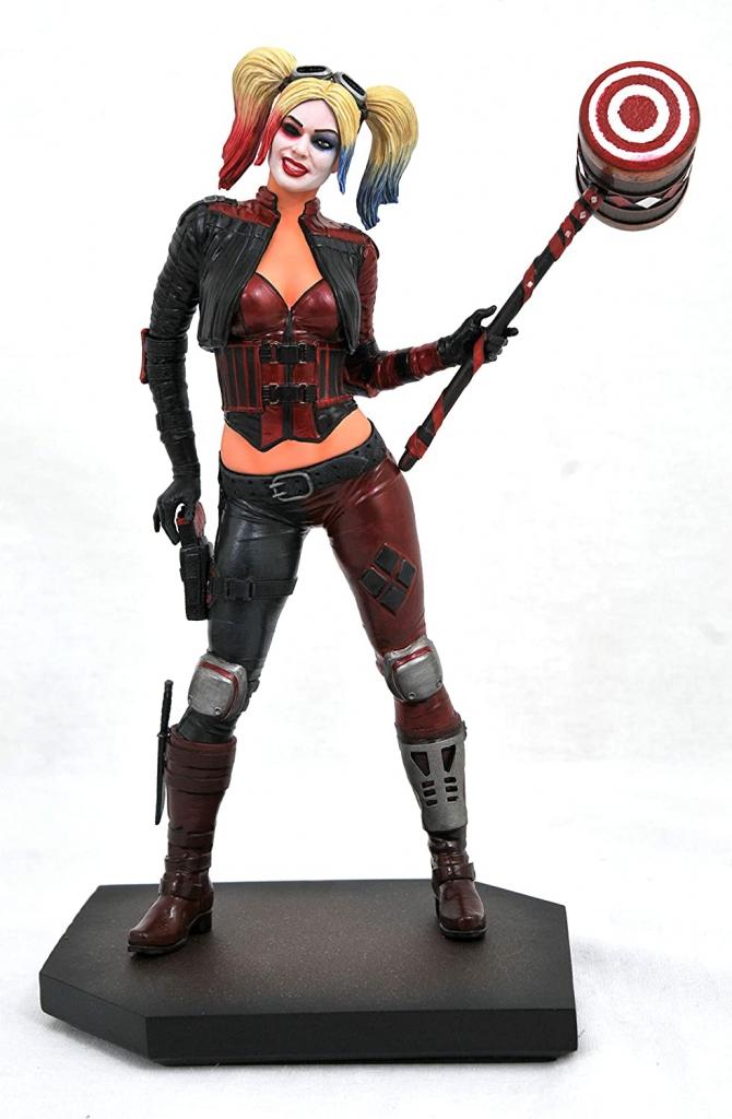 Harley Quinn Injustice 2 PVC Statue