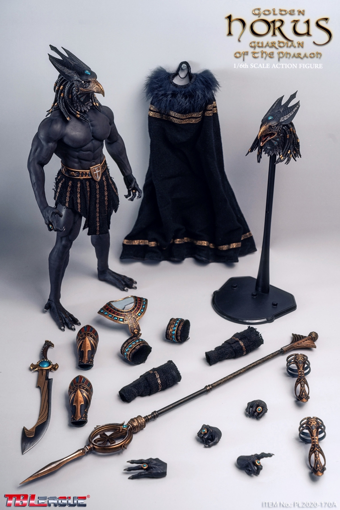 Horus: Guardian of the Pharaoh 1/6 Scale Action Figure