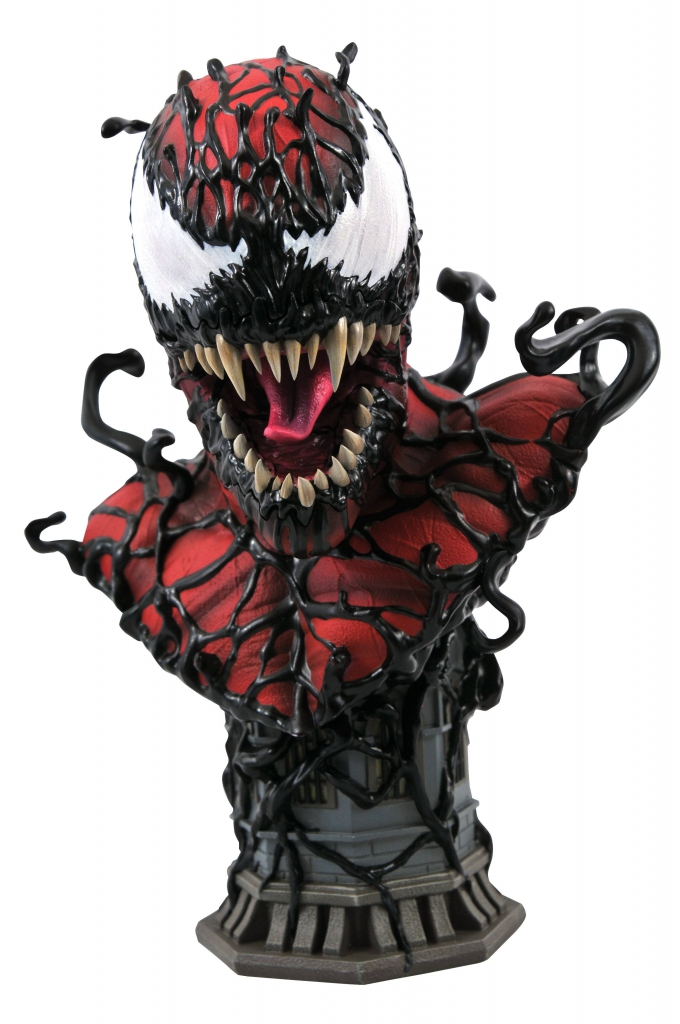 Legends in 3D--Carnage 1/2 Scale Bust