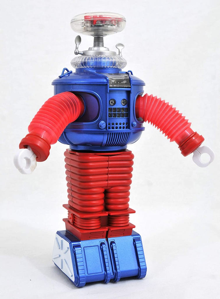 Lost in Space Retro B9 Robot