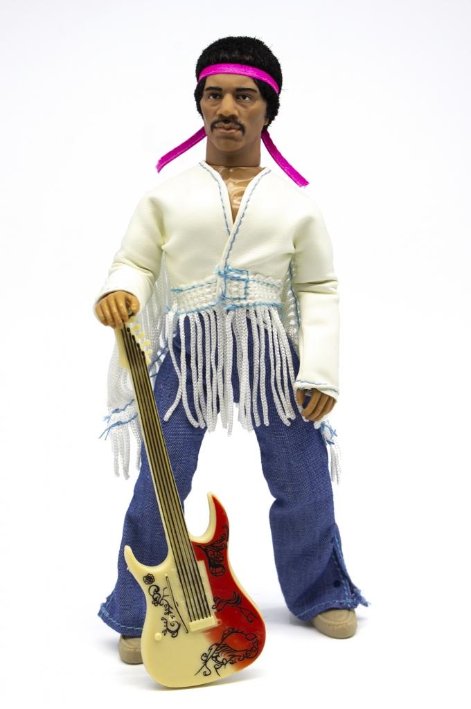 Mego Jimi Hendrix Action Figure