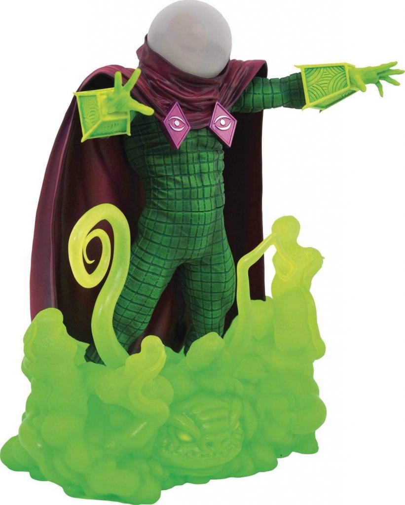 Mysterio PVC Statue