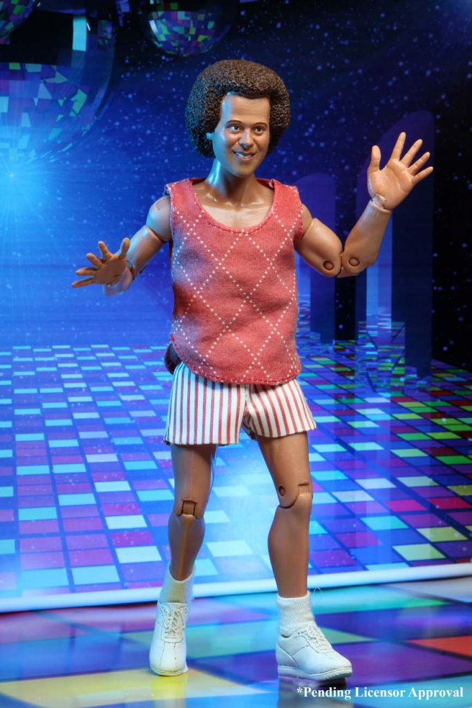 Richard Simmons 8-inch Action Figure