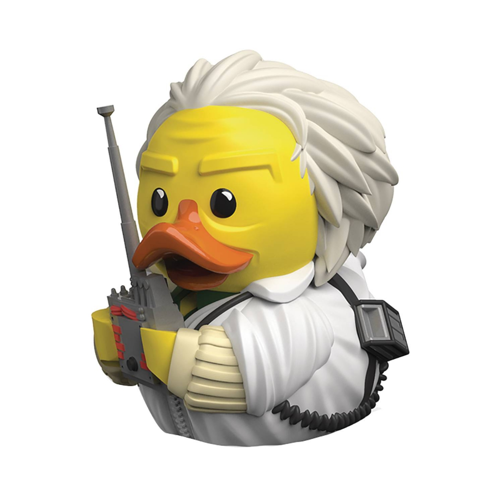 Back to the Future Rubber Ducks - Doc Emmet Brown