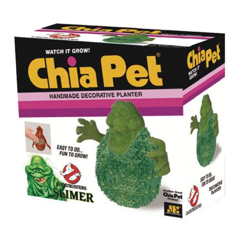 Slimer Chia Pet