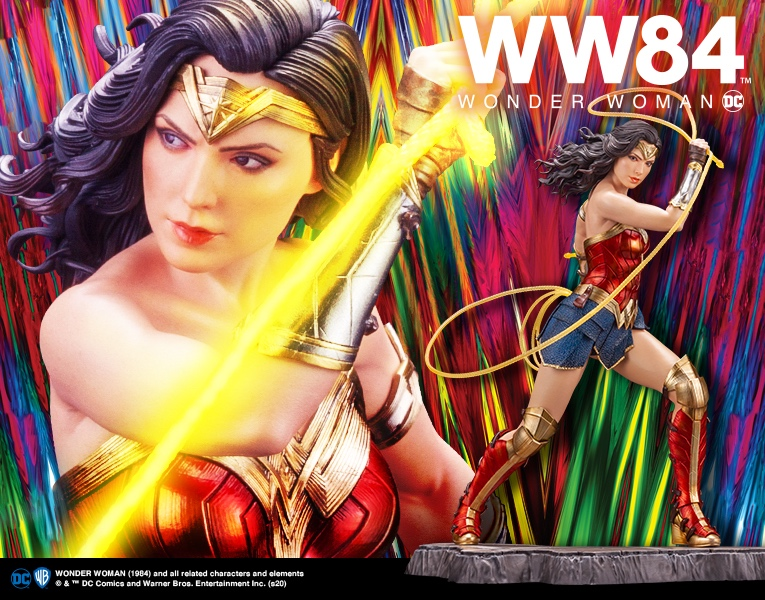 Wonder Woman 1984 ArtFX Statue