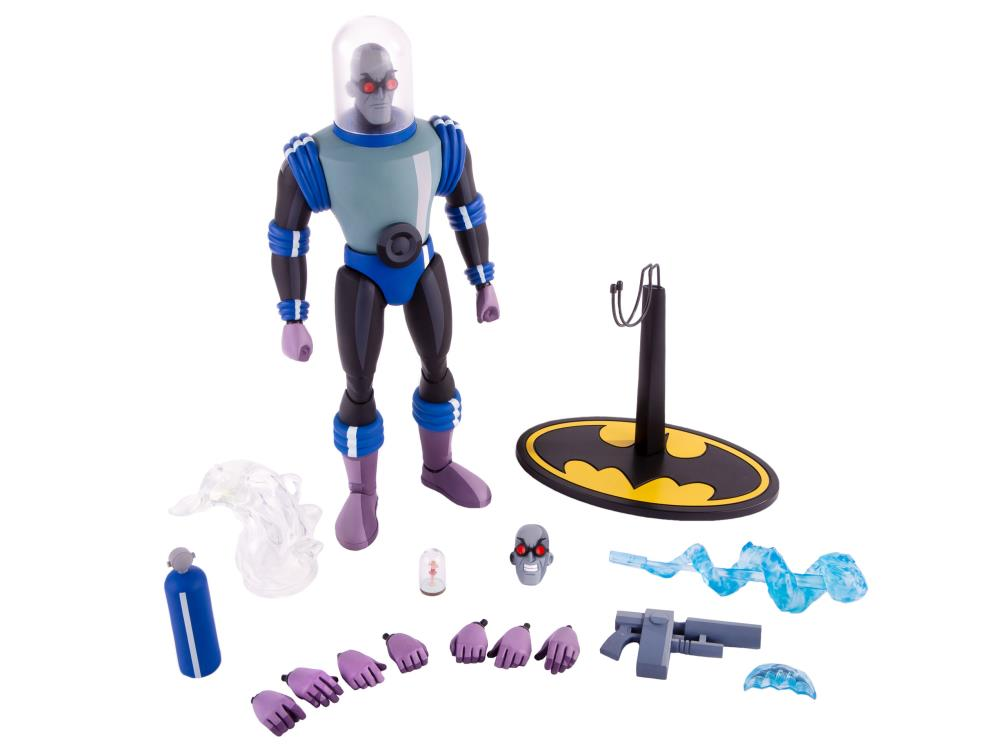 Batman: The Animated Series - Mr. Freeze 1/6 Scale Action Figure