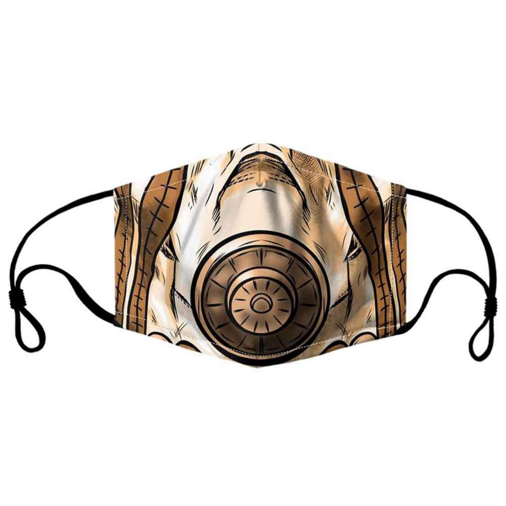 Borderlands Psycho Bandit Face Mask