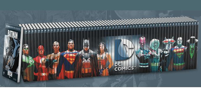 Eaglemoss DC Comics Graphic Novels Collection