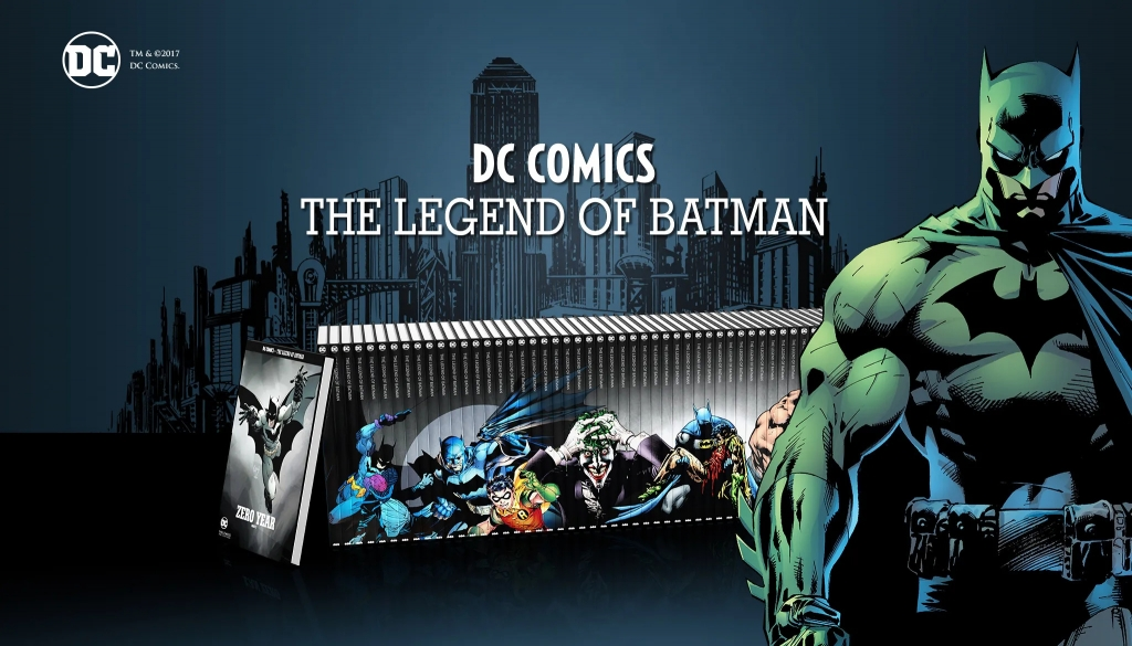 Eaglemoss' The Legend of Batman Collection