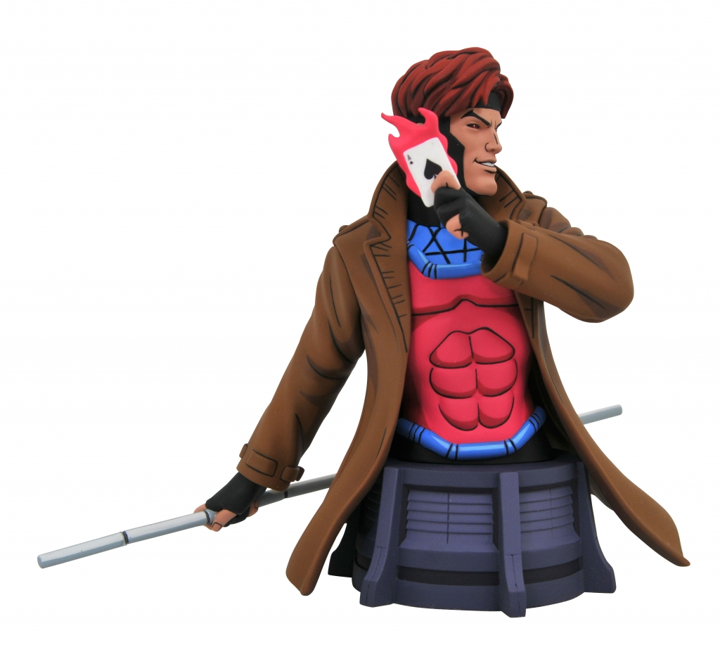 X-Men: The Animated Series – Gambit Bust