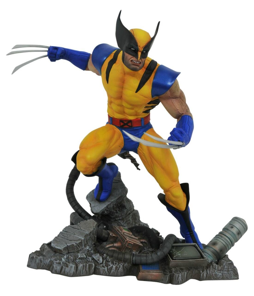 Marvel Gallery VS Wolverine PVC Statue