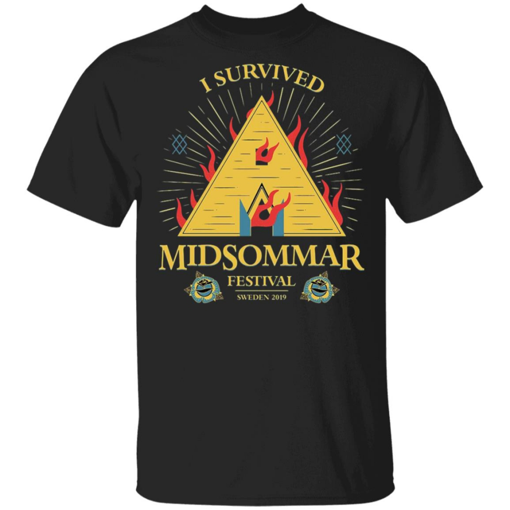 I Survived Midsommar T-Shirt
