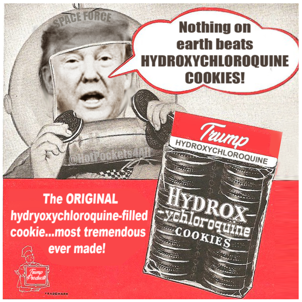 Nothing On Earth Beats Hydroxychloroquine