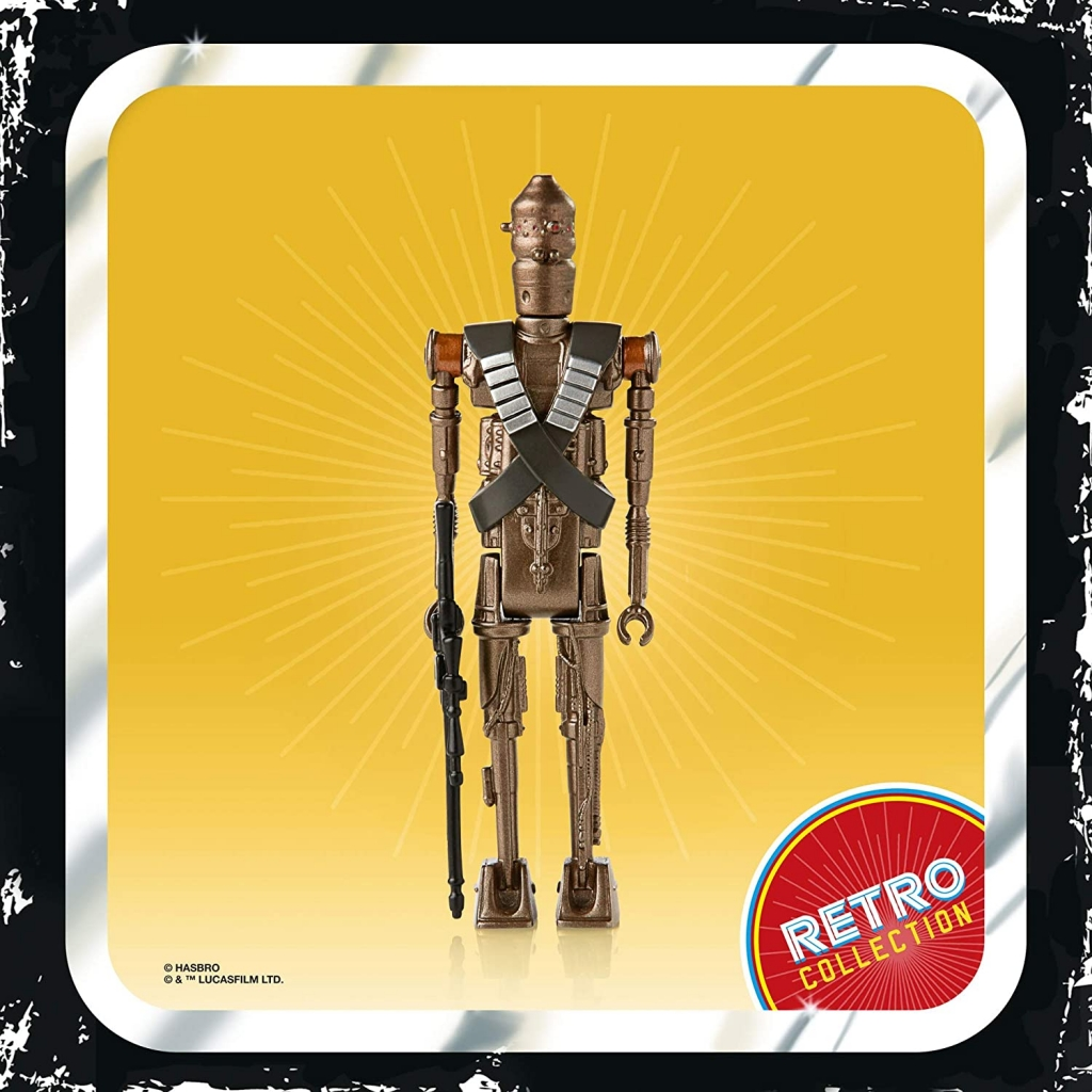 Star Wars Retro Collection - IG-11