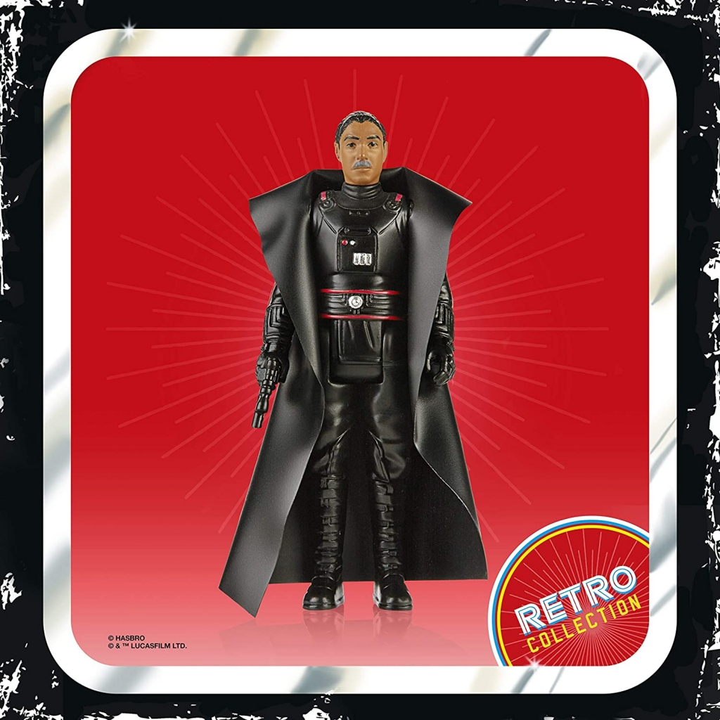 Star Wars Retro Collection - Moff Gideon