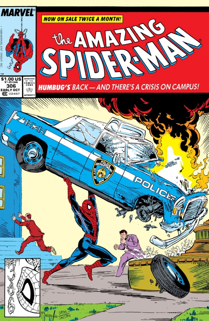 Amazing Spider-Man No. 306
