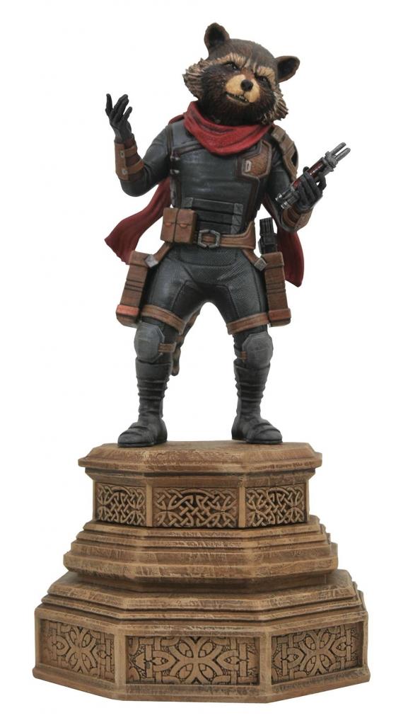 Avengers Endgame Rocket PVC Statue