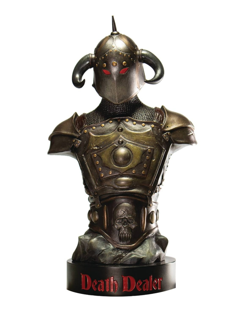 Frank Frazetta Death Dealer 1/4 Scale Bust