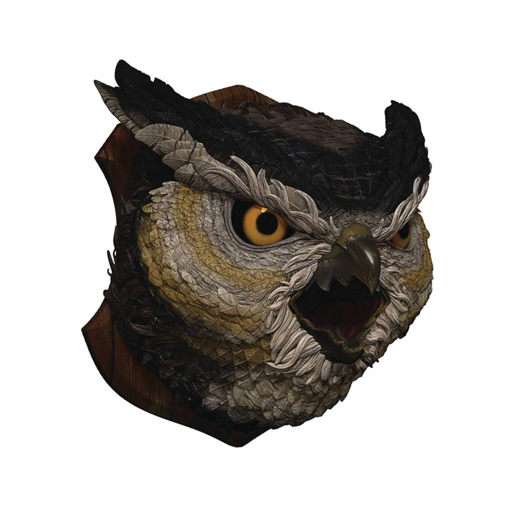 Wizkids Dungeons & Dragons Owl Bear Trophy Plaque