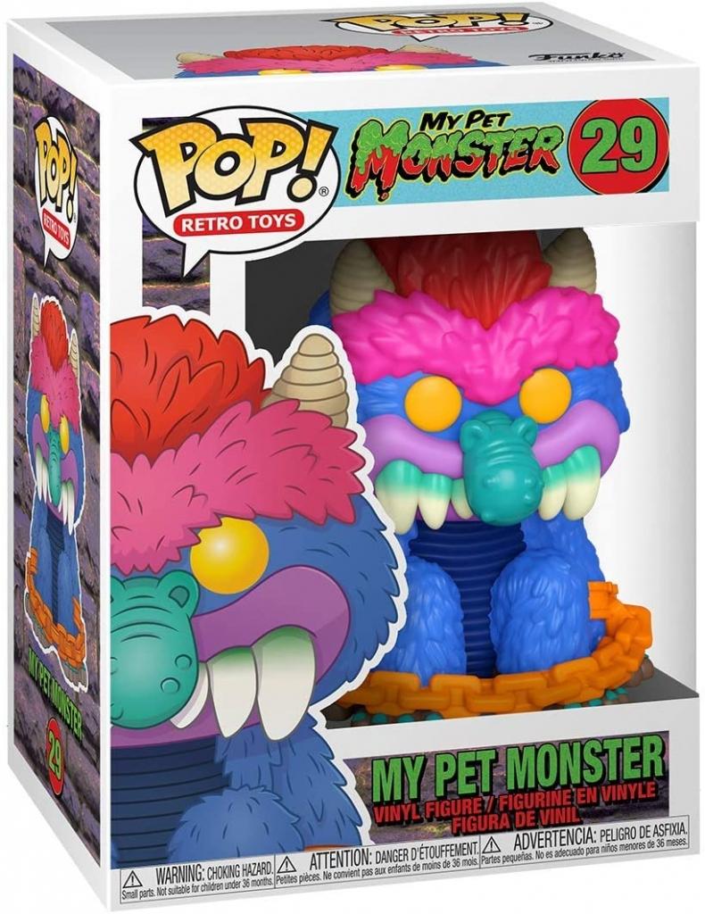 Funko Pop! - Hasbro - My Pet Monster