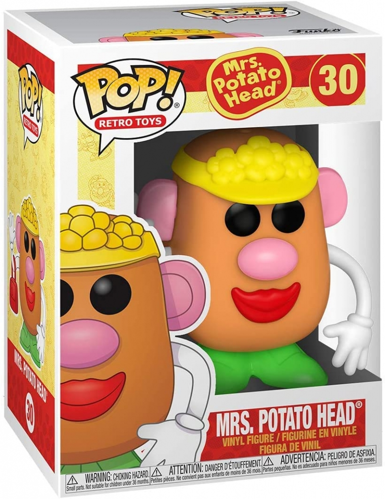 Funko Pop! - Hasbro - Mrs. Potato Head