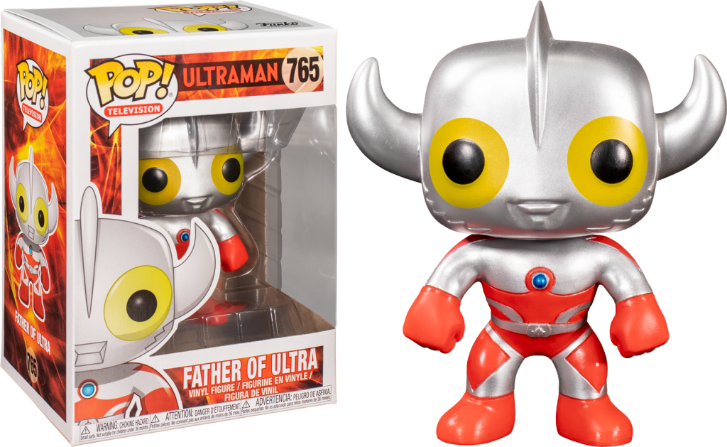 Funko Pop! Father of Ultra