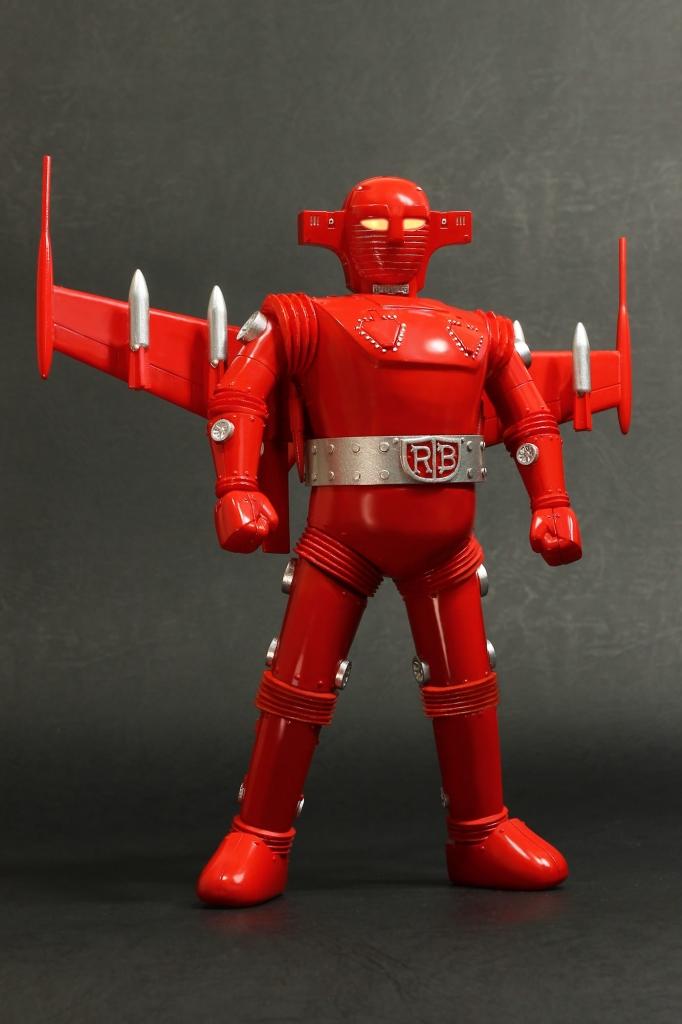 Metal Action Redbaron Figure