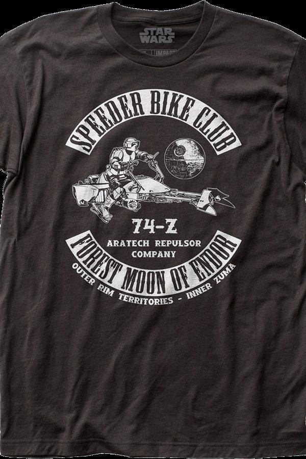 Star Wars Speeder Bike Club T-Shirt