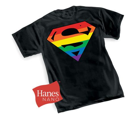 Superman Pride T-Shirt